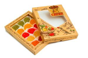фруктовые вкусы(с ароматизаторами) 500гр